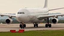 OO-ABE - Air Belgium Airbus A340-300 aircraft