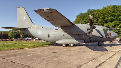 06 - Romania - Air Force Alenia Aermacchi C-27J Spartan