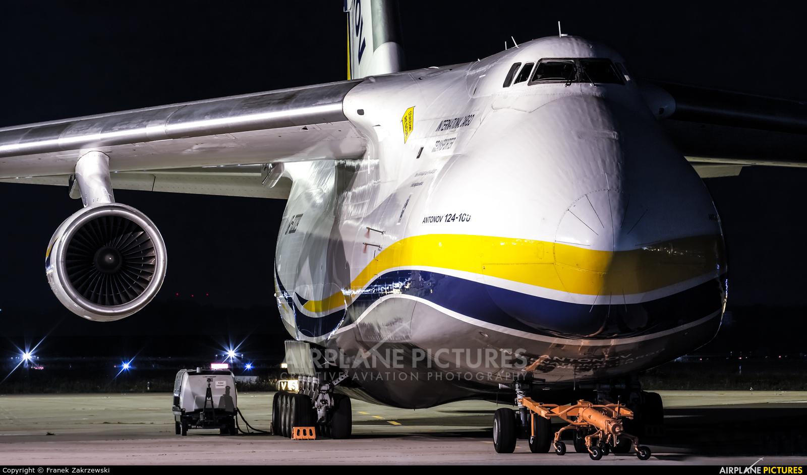 Antonov Airlines /  Design Bureau UR-82029 aircraft at Leipzig - Halle