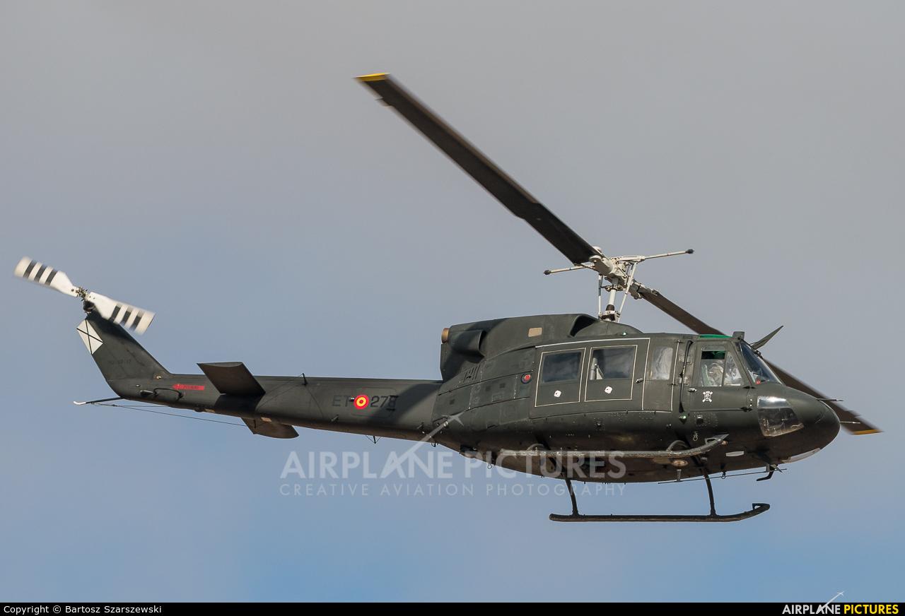 Spain - Army HU.18-17 aircraft at Aeropuerto de Gran Canaria