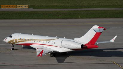 VP-CZL - TAG Aviation Bombardier BD-700 Global 6000