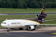 N254UP - UPS - United Parcel Service McDonnell Douglas MD-11F aircraft