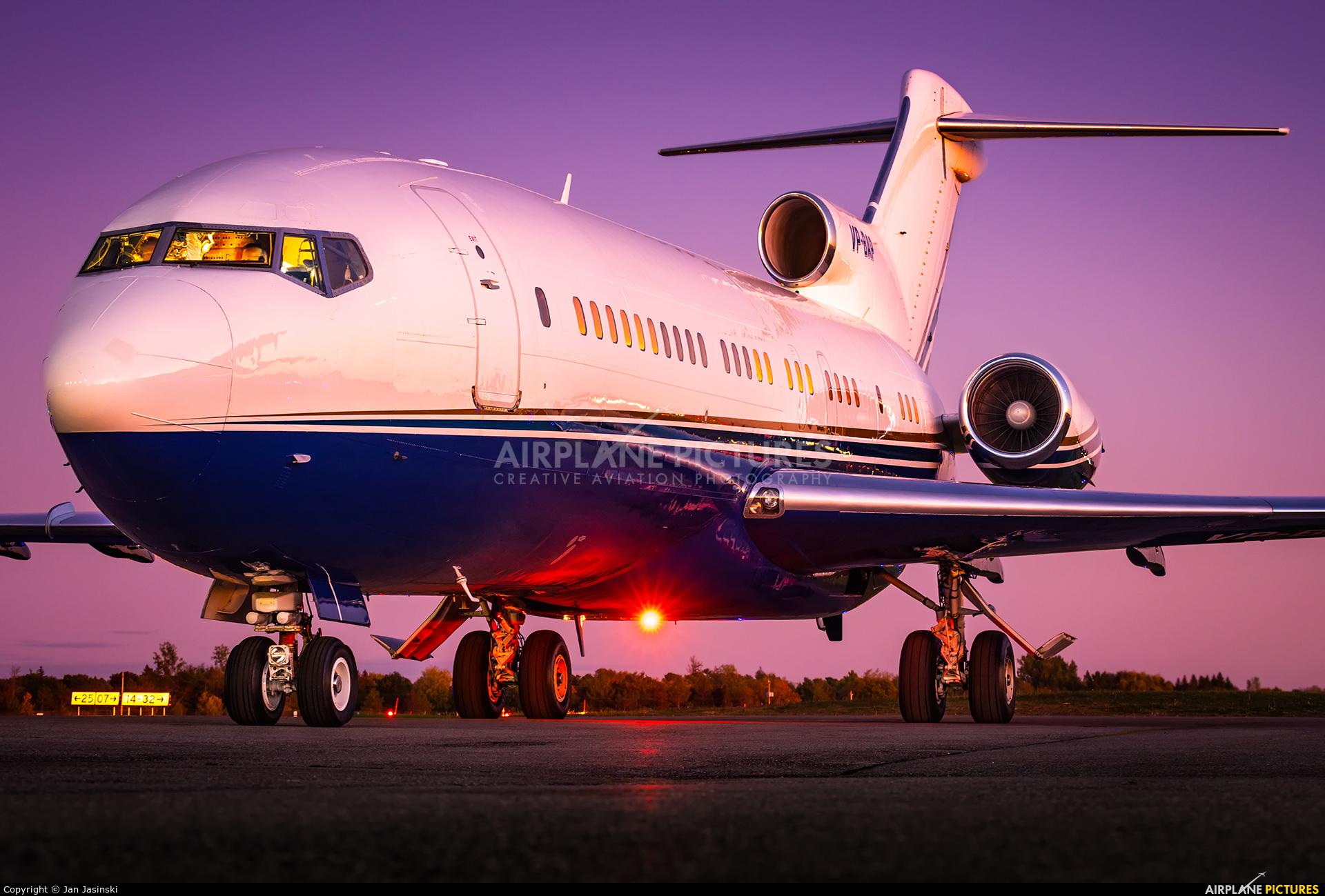 Private VP-BAP aircraft at Ottawa - Macdonald-Cartier Intl, ON