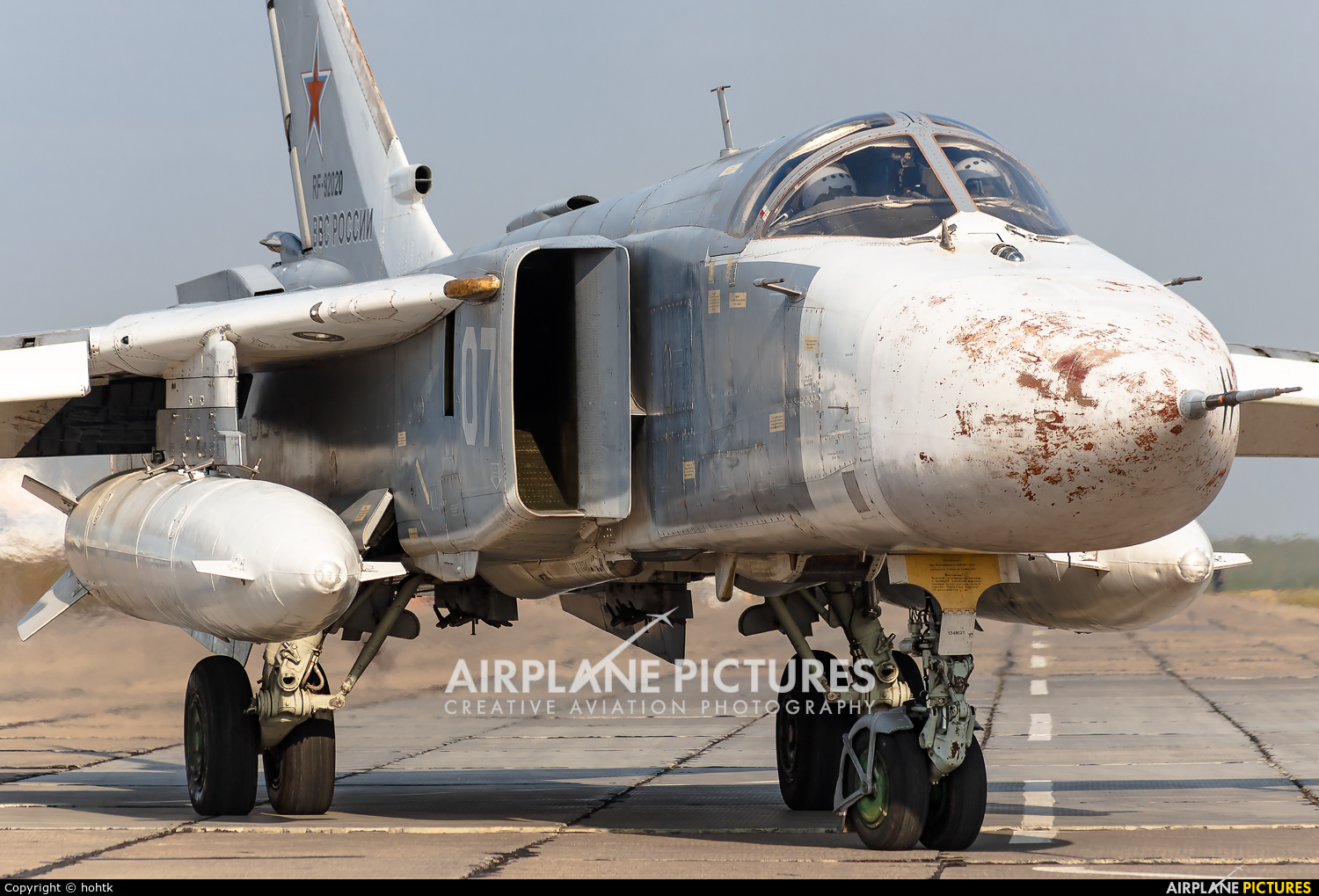 Russia - Air Force RF-92020 aircraft at Undisclosed Location