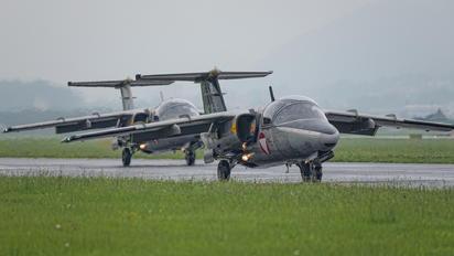 1125 - Austria - Air Force SAAB 105 OE