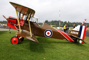 F-AZCY - Amicale Jean Salis Royal Aircraft Factory S.E.5A aircraft