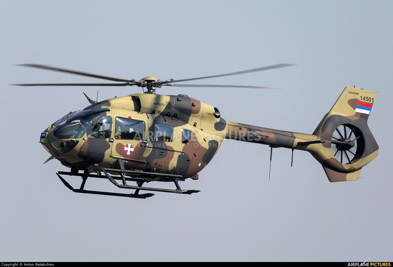 Serbia - Air Force 14501 aircraft at Batajnica