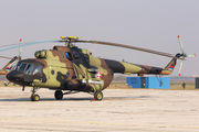 12495 - Serbia - Air Force Mil Mi-17V-5 aircraft
