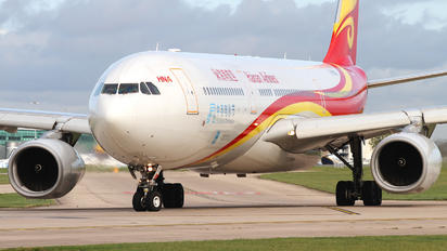 B-8118 - Hainan Airlines Airbus A330-300
