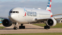 N382AN - American Airlines Boeing 767-300ER aircraft