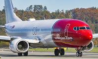 LN-NGX - Norwegian Air Shuttle Boeing 737-800 aircraft