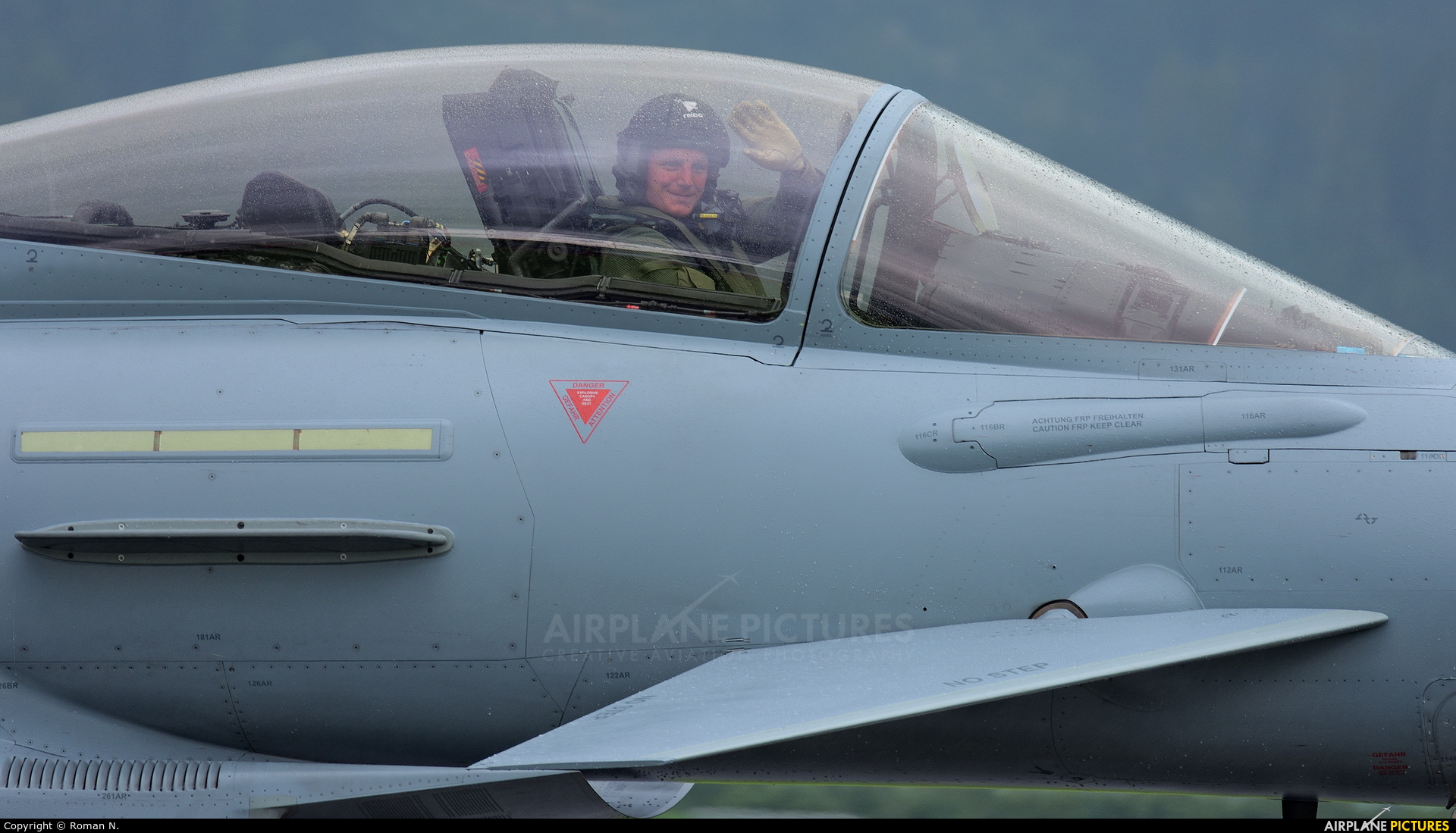 Austria - Air Force 7L-WN aircraft at Zeltweg