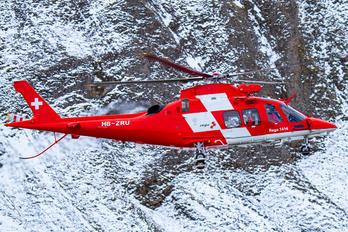 HB-ZRU - REGA Swiss Air Ambulance  Agusta Westland AW109 SP Da Vinci