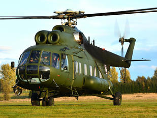 628 - Poland - Air Force Mil Mi-8