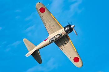 NX8280K - Private Nakajima A6M2 Model 21