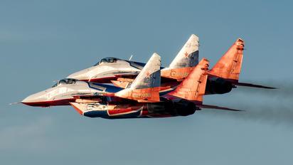 "RF-91928 - Russia - Air Force ""Strizhi"" Mikoyan-Gurevich MiG-29"