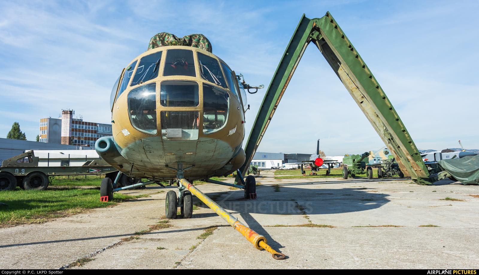 Hungary - Air Force 6220 aircraft at Budaors