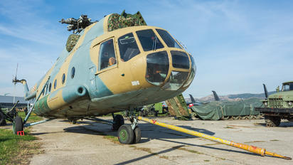6220 - Hungary - Air Force Mil Mi-8T