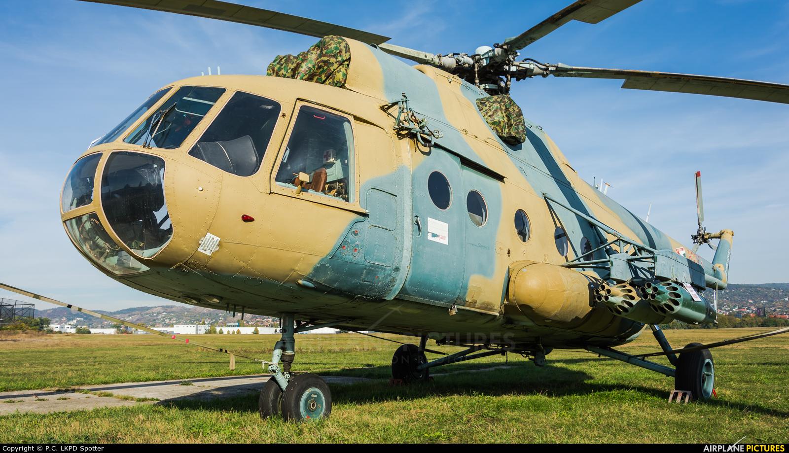 Hungary - Air Force 6223 aircraft at Budaors
