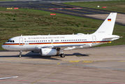 15+02 - Germany - Air Force Airbus A319 CJ aircraft