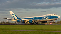 VP-BBY - Air Bridge Cargo Boeing 747-8F aircraft