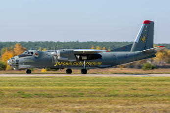 86 BLUE - Ukraine - Air Force Antonov An-30 (all models)