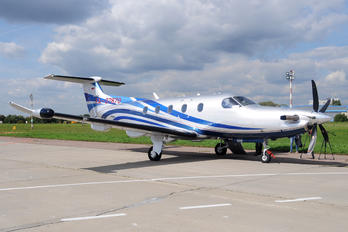 RA-07870 - Private Pilatus PC-12