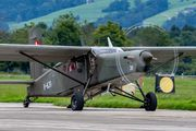 V-631 - Switzerland - Air Force Pilatus PC-6 Porter (all models) aircraft