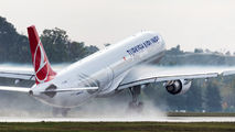 TC-JOM - Turkish Airlines Airbus A330-300 aircraft
