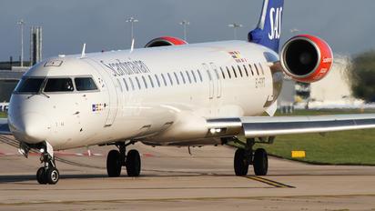 EI-FPT - SAS - Scandinavian Airlines Bombardier CRJ-900LR