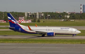 VP-BNQ - Aeroflot Boeing 737-800