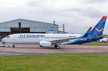 LN-NGF - Fly Gangwon Boeing 737-800
