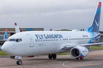LN-NGF - Fly Gangwon Boeing 737-800