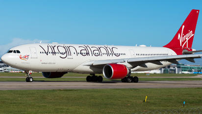 G-VMNK - Virgin Atlantic Airbus A330-200