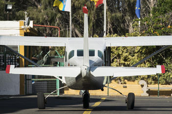 EC-JML - Skydive Gran Canaria Cessna U206G Stationair