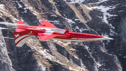 J-3084 - Switzerland - Air Force:  Patrouille de Suisse Northrop F-5E Tiger II