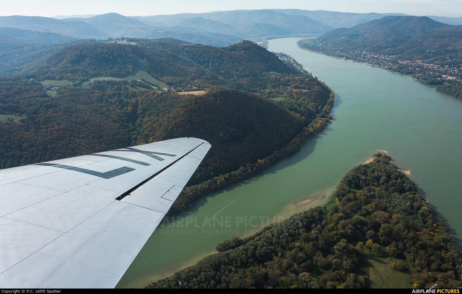 Goldtimer Foundation HA-LIX aircraft at In Flight - Hungary