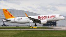 TC-NBC - Pegasus Airbus A320 NEO aircraft