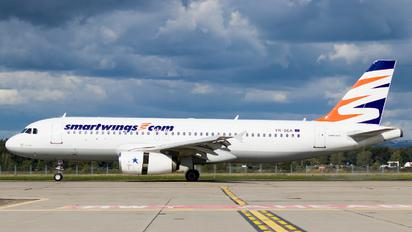 YR-SEA - SmartWings Airbus A320