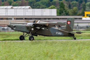 V-613 - Switzerland - Air Force Pilatus PC-6 Porter (all models)