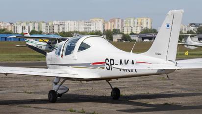 SP-AKA - Aeroklub Kielecki Tecnam P2002 JF