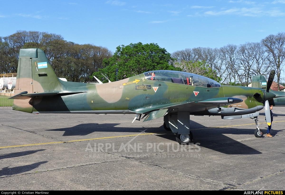 Argentina - Air Force A-104 aircraft at Reconquista - Daniel Jurkic
