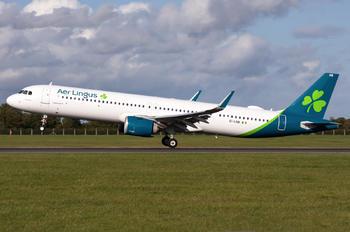 EI-LRB - Aer Lingus Airbus A321 NEO