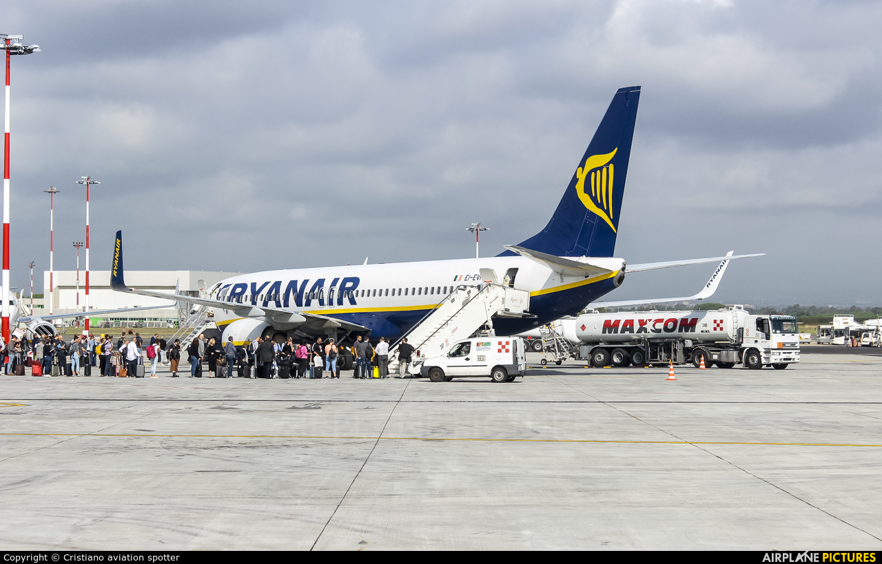 - Airport Overview - aircraft at Rome - Ciampino