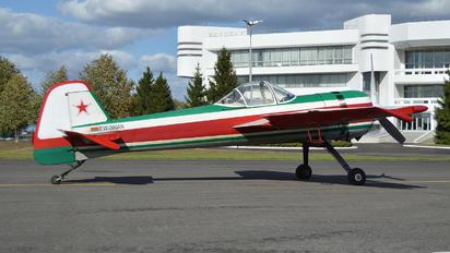 EW-060AN - Belarus - DOSAAF Yakovlev Yak-55