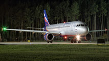 VP-BMF - Aeroflot Airbus A320 aircraft