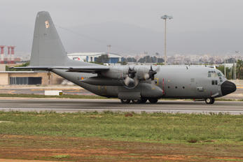 T.10-08 - Spain - Air Force Lockheed C-130H Hercules