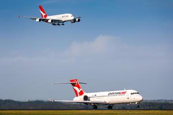 VH-YQU - QantasLink Boeing 717