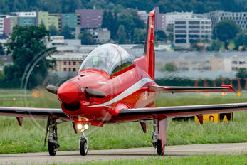 A-103 - Switzerland - Air Force Pilatus PC-21