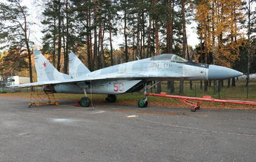 50 - Belarus - Air Force Mikoyan-Gurevich MiG-29